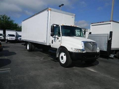 2005 International 4300 for sale in Sanford, FL