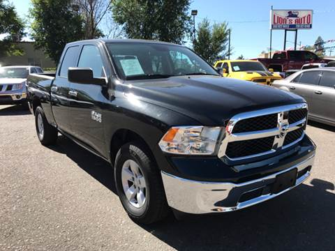 2017 RAM Ram Pickup 1500 for sale in Denver, CO