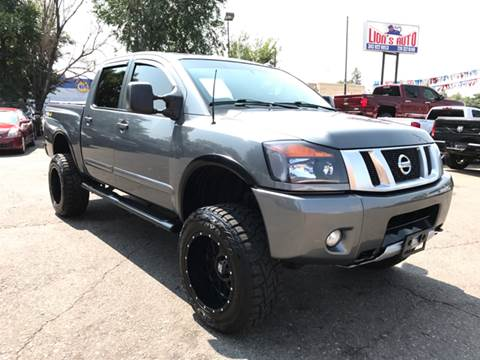 2014 Nissan Titan for sale in Denver, CO