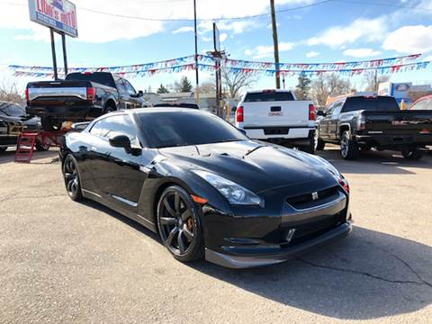 2010 Nissan GT-R for sale at Lion's Auto INC in Denver CO