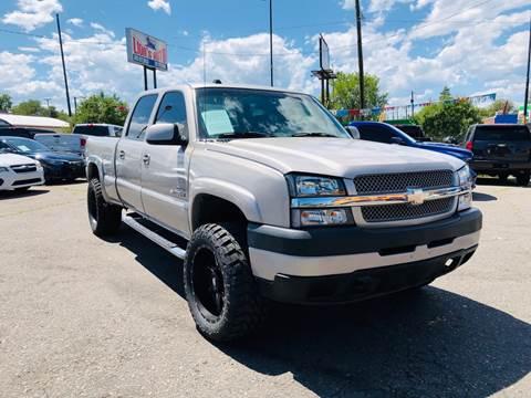 Chevrolet Used Cars Pickup Trucks For Sale Denver Lion's