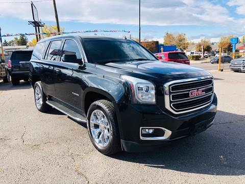 2015 GMC Yukon for sale in Denver, CO