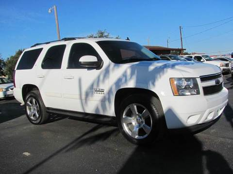 2011 Chevrolet Tahoe for sale at Rons Auto Sales in Stockdale TX
