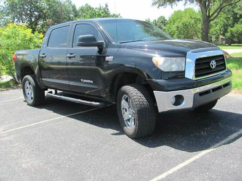 2009 Toyota Tundra for sale at Rons Auto Sales in Stockdale TX
