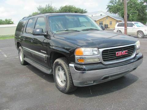 2003 GMC Yukon XL for sale at Rons Auto Sales in Stockdale TX
