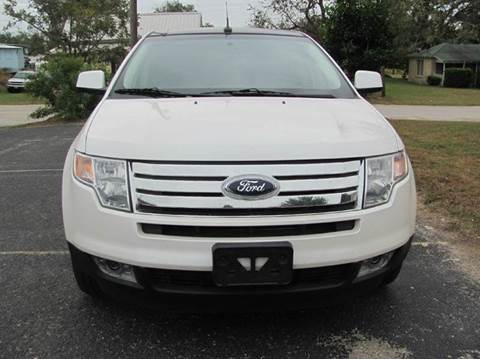 2010 Ford Edge for sale at Rons Auto Sales in Stockdale TX