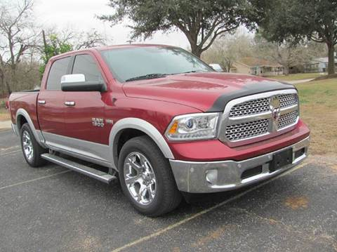 2015 RAM Ram Pickup 1500 for sale at Rons Auto Sales in Stockdale TX