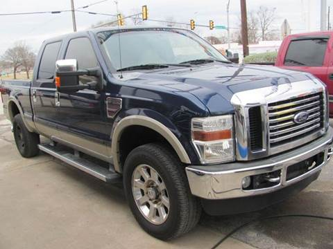2009 Ford F-250 Super Duty for sale at Rons Auto Sales in Stockdale TX