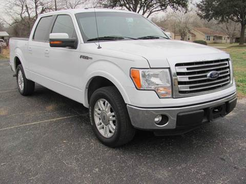 2014 Ford F-150 for sale at Rons Auto Sales in Stockdale TX
