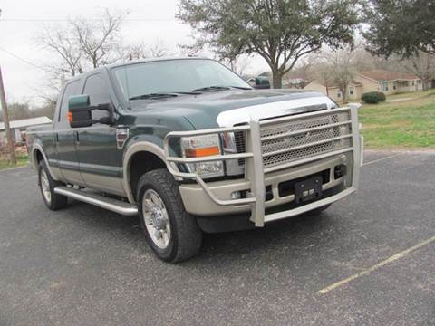 2008 Ford F-250 Super Duty for sale at Rons Auto Sales in Stockdale TX