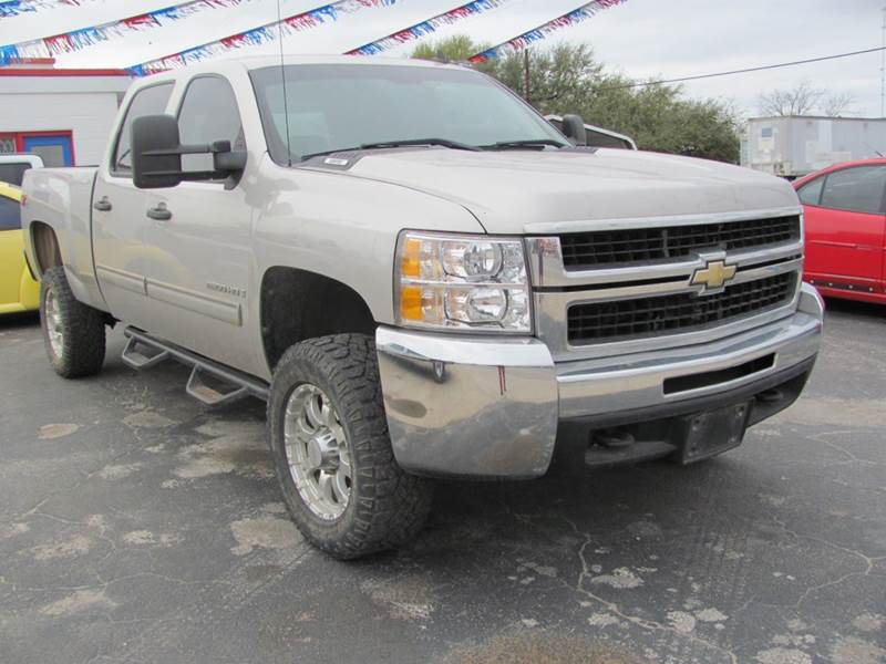 2009 Chevrolet Silverado 2500HD for sale at Rons Auto Sales in Stockdale TX