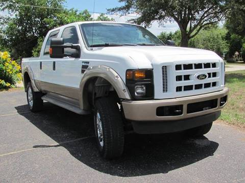 2010 Ford F-250 Super Duty for sale at Rons Auto Sales in Stockdale TX