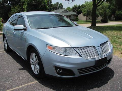 2009 Lincoln MKS for sale at Rons Auto Sales in Stockdale TX