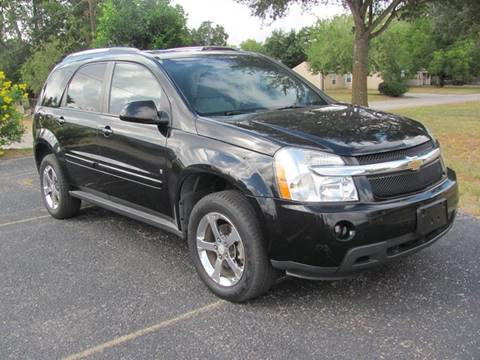 2007 Chevrolet Equinox for sale at Rons Auto Sales in Stockdale TX