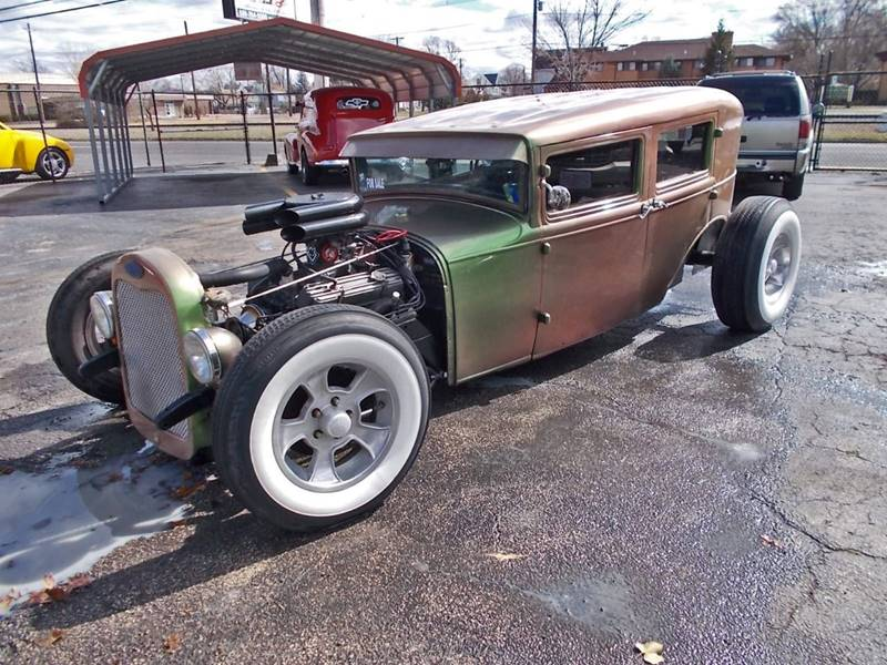 1928 Ford Model A Hot Rod In Riverside NJ - C & C AUTO SALES