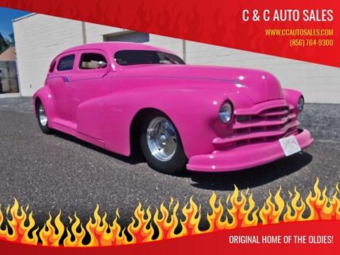 1948 Pontiac Chieftain for sale in Riverside, NJ