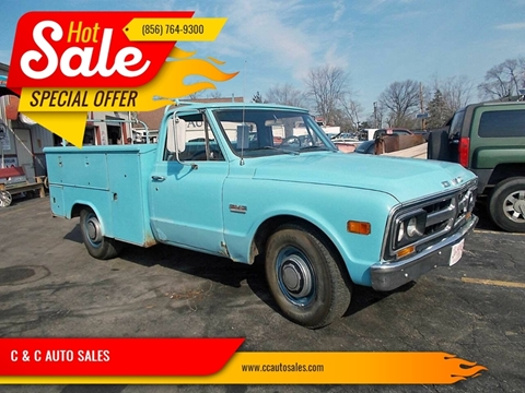 1968 GMC Sierra 2500HD for sale in Riverside, NJ