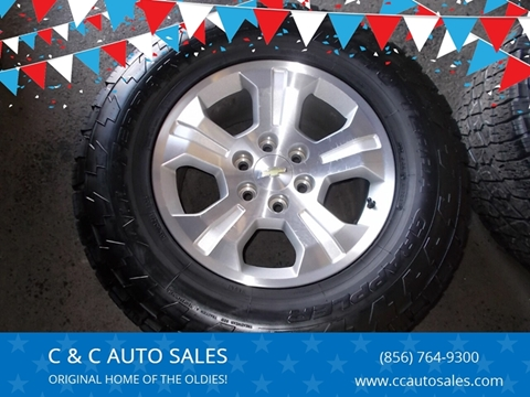 Chevrolet Wheels Tires for sale in Riverside, NJ