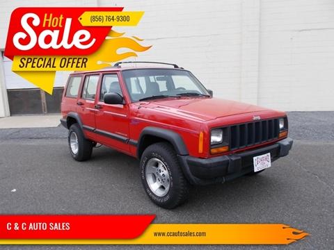 1997 Jeep Cherokee for sale in Riverside, NJ