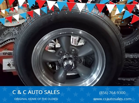 Ford Torque Thrust Wheels for sale in Riverside, NJ