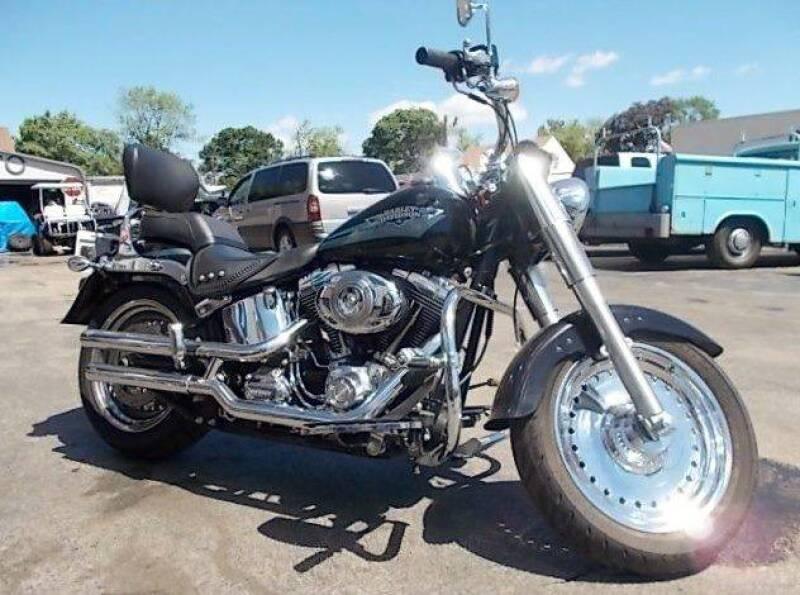 2010 Harley-Davidson Fat Boy - Riverside, NJ