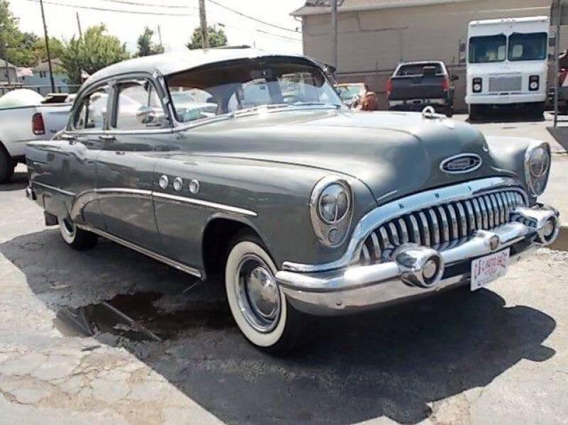 1953 Buick 40 Special - Riverside, NJ
