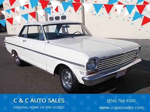 1963 Chevrolet Nova for sale in Riverside, NJ