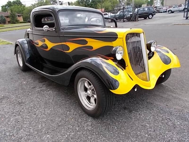 1934 Ford 3 Window Coupe - Riverside, NJ