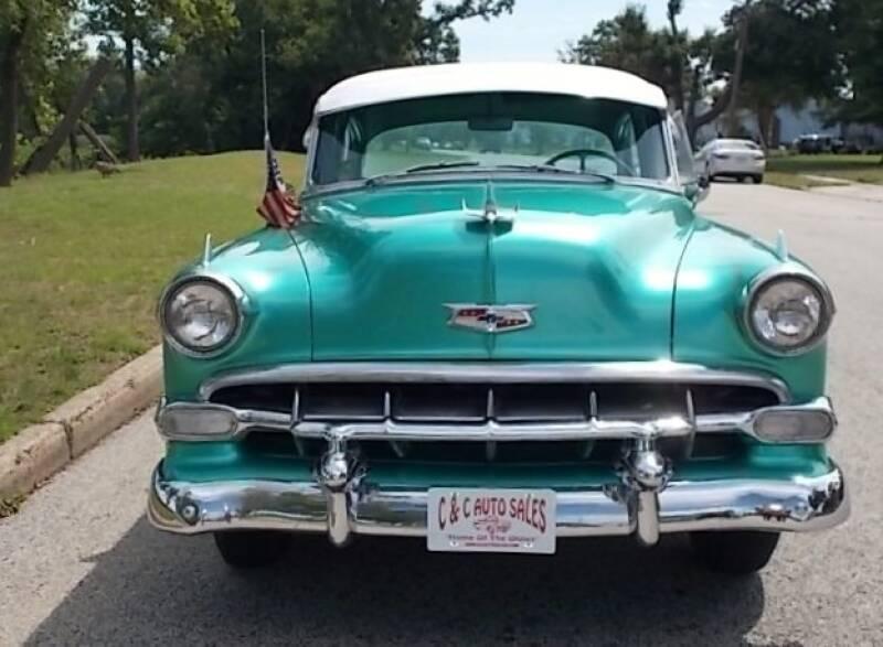 1954 Chevrolet Bel Air - Riverside, NJ