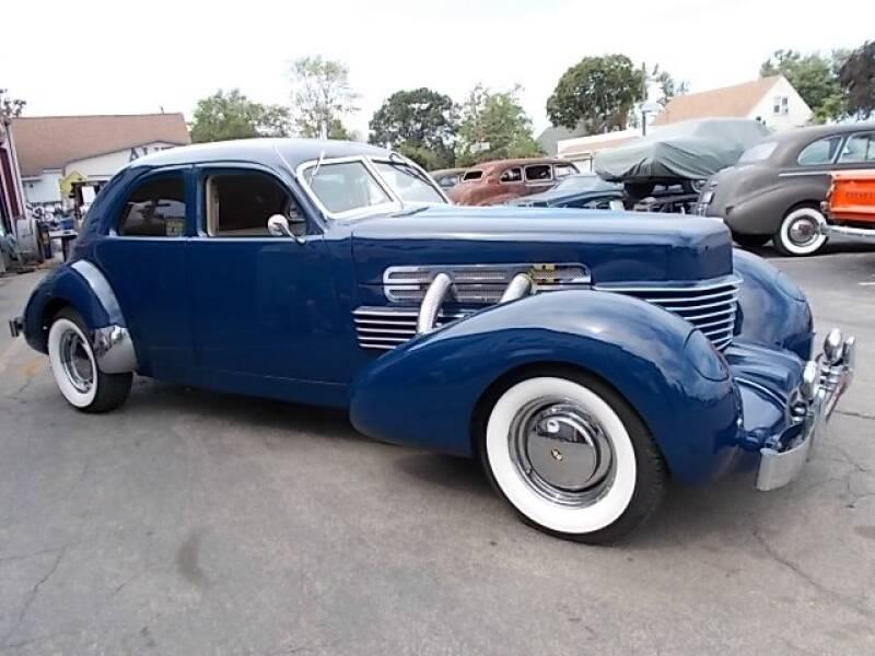 1937 Cord Super Charged Custom Beverly - Riverside, NJ