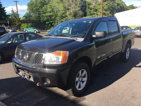 2009 Nissan Titan for sale in Pennington, NJ