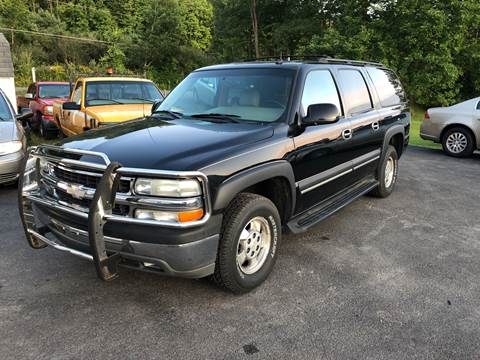 2003 Chevrolet Suburban For Sale In Norwich Ny