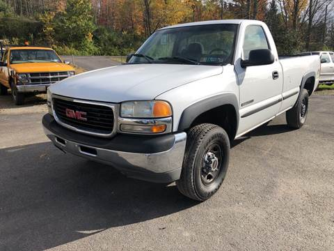 2000 GMC Sierra 2500 for sale in Norwich, NY
