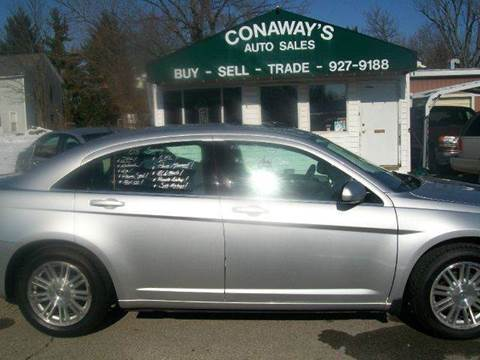2008 Chrysler Sebring for sale at Conaway's Auto Sales in Pataskala OH