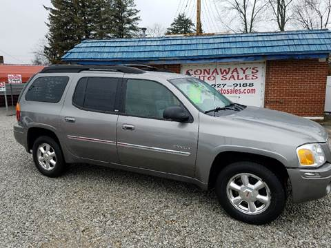 2006 GMC Envoy XL for sale at Conaway's Auto Sales in Pataskala OH