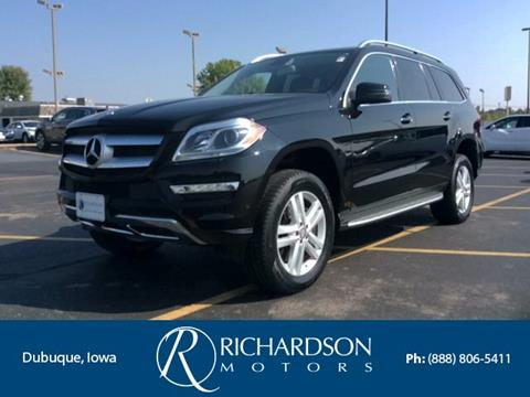 2013 Mercedes-Benz GL-Class for sale in Dubuque, IA