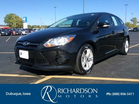 2014 Ford Focus for sale in Dubuque, IA