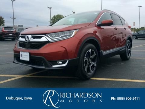 2017 Honda CR-V for sale in Dubuque, IA