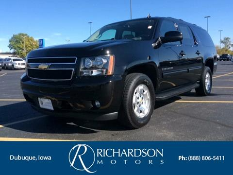2011 Chevrolet Suburban for sale in Dubuque, IA
