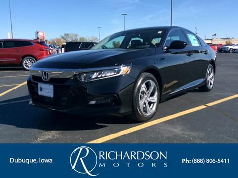 2018 Honda Accord for sale in Dubuque, IA