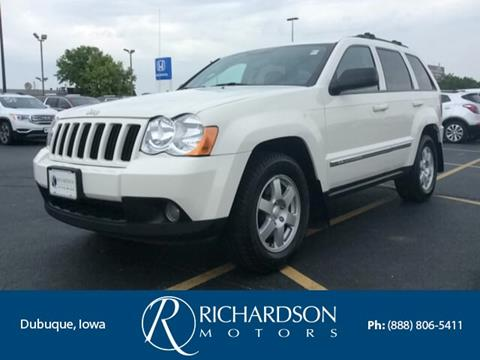 2010 Jeep Grand Cherokee for sale in Dubuque, IA