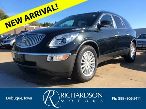 2012 Buick Enclave for sale in Dubuque, IA