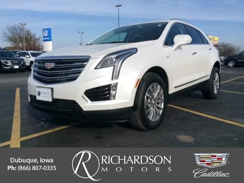 Cadillac xt5 for sale in iowa for Richardson motors dubuque iowa