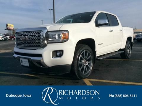 New gmc canyon for sale in iowa for Community motors gmc waterloo iowa