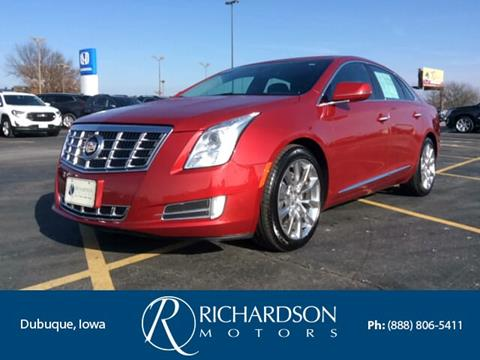 Cadillac xts for sale in iowa for Richardson motors dubuque iowa