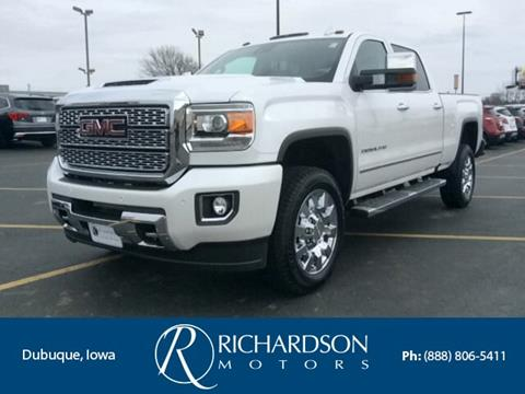 Gmc sierra 2500hd for sale in iowa for Richardson motors dubuque iowa