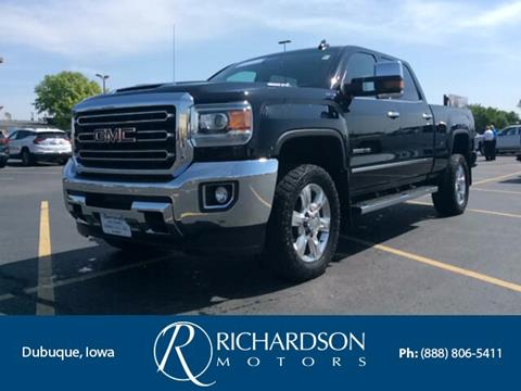 2017 gmc sierra 2500hd for sale in iowa for Richardson motors dubuque iowa