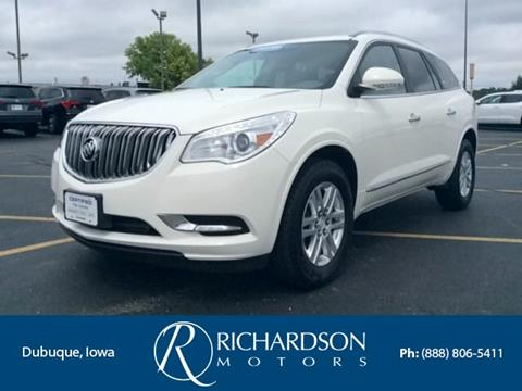 Used buick for sale in dubuque ia for Richardson motors dubuque iowa