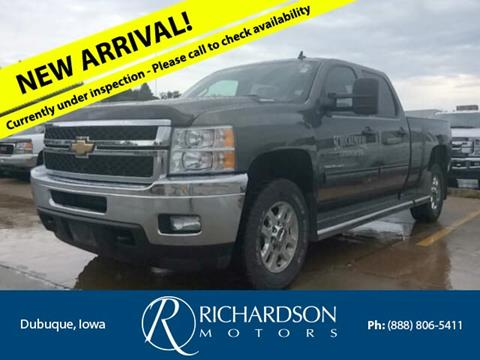 Used pickup trucks for sale in dubuque ia for Richardson motors dubuque iowa