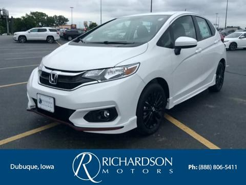 2019 Honda Fit for sale in Dubuque, IA